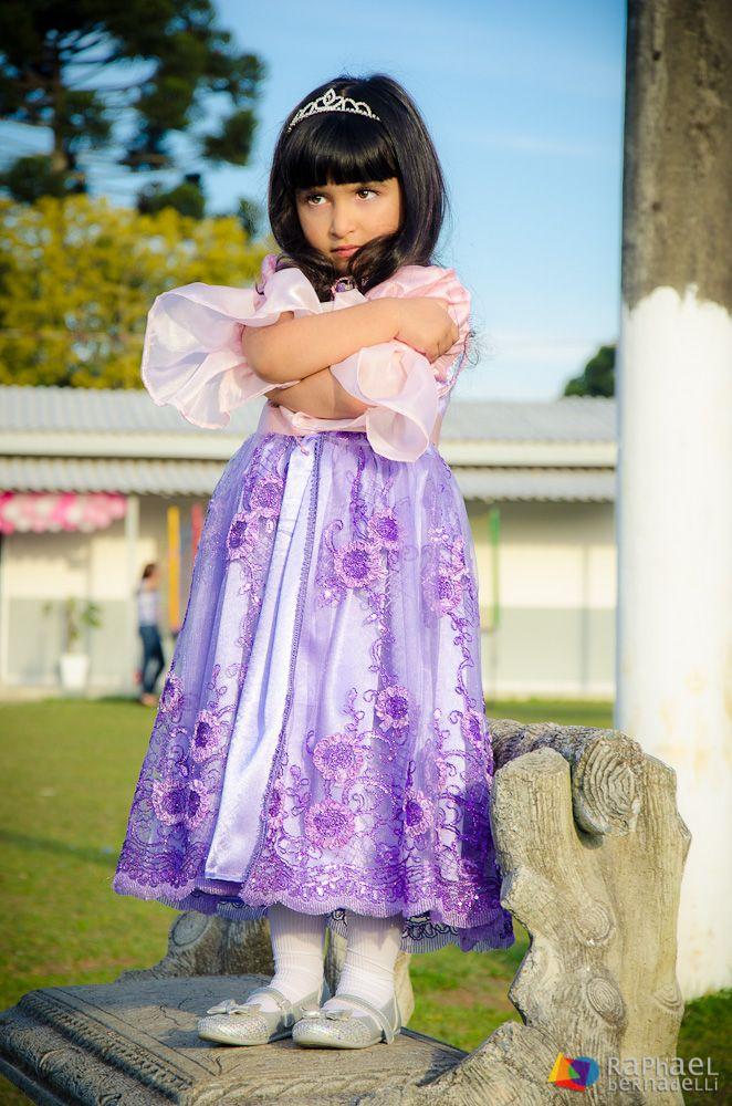 Beatriz, 4 anos