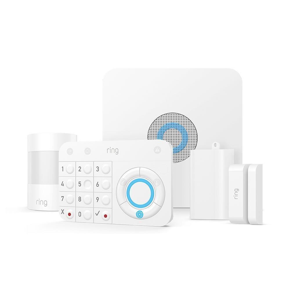 Alarm Security Kit 5 Piece Alarm Systems For Home Diy Home Security Home Security Systems