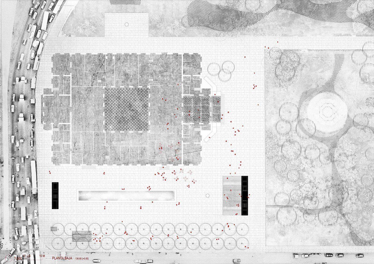 Galería de Lopes Brenna, Moramarco + Ventrella y Filippo Bolognese, finalista en concurso de ampliación de la nueva ala de arte contemporáneo del MALI en Lima – 6