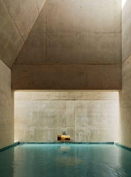 Amangiri utah architecture arquitectura in 2019 for Pool design utah