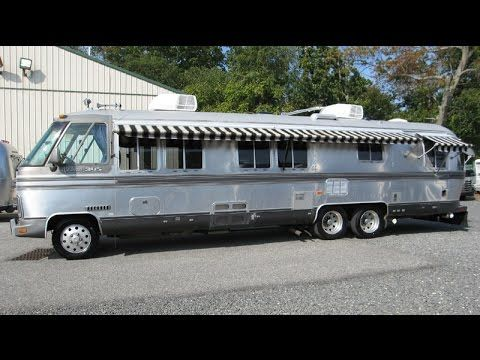 Walk through 1987 airstream classic 345 vintage motorhome bus gmc walk through 1987 airstream classic 345 vintage motorhome bus gmc nasa astrovan youtube fandeluxe Gallery