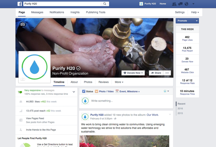 A Page gives your non-profit organization a presence on Facebook. Discover how to set up a Facebook Page for your NGO with this guide.