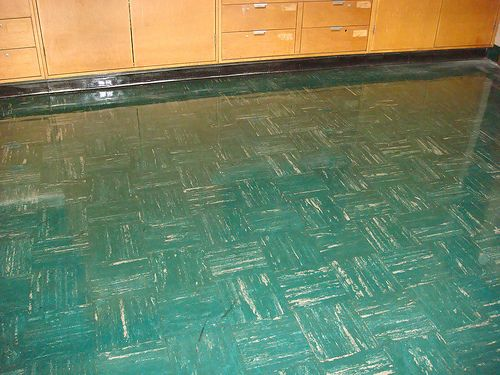 Vintage Retro Asbestos Floor Tile Home Decor Flooring Retro