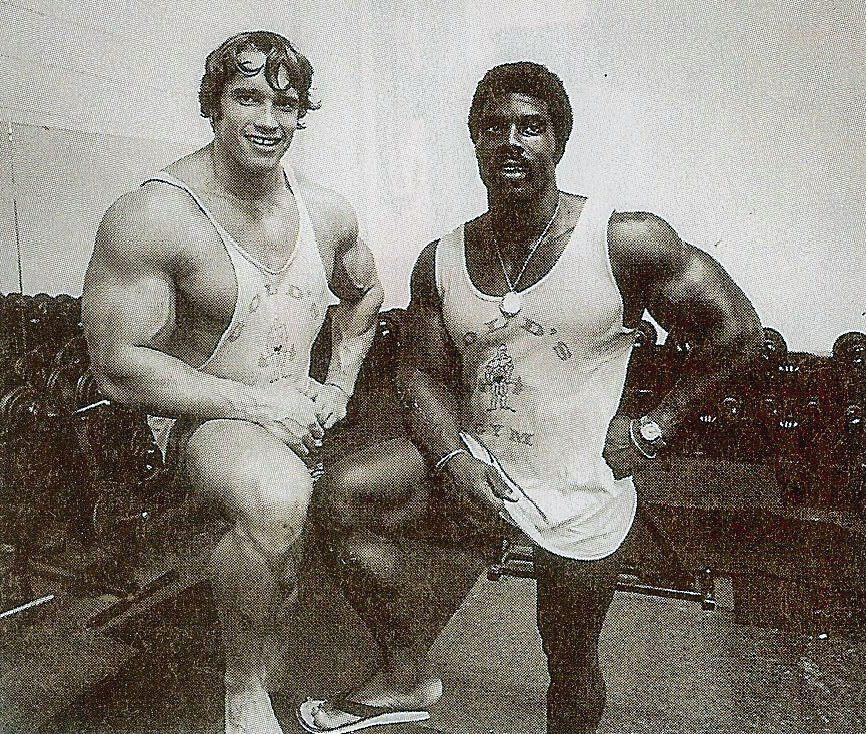Scan 2 Jpeg 866 734 Arnold Schwarzenegger Schwarzenegger Gym Memes