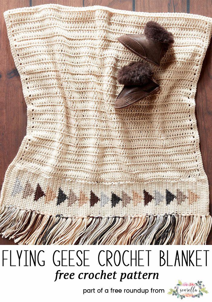 12 Coziest Crochet Afghans | CROCHET | Pinterest | Mantas de bebes ...