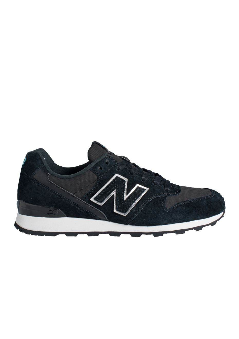 Womens New Balance - WR996EF | Black suede shoes, Suede ...
