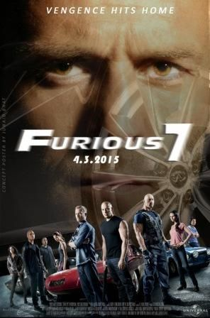 Furious 7 2015 Hindi Dubbed BRRip 480P 375MB Free Download | Furious 7  movie, Movie fast and furious, Furious movie
