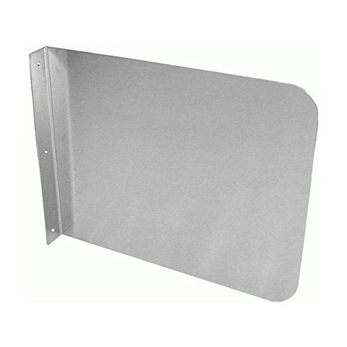 Ace Sp S1512 Wall Mount Stainless Steel Splash Guard For