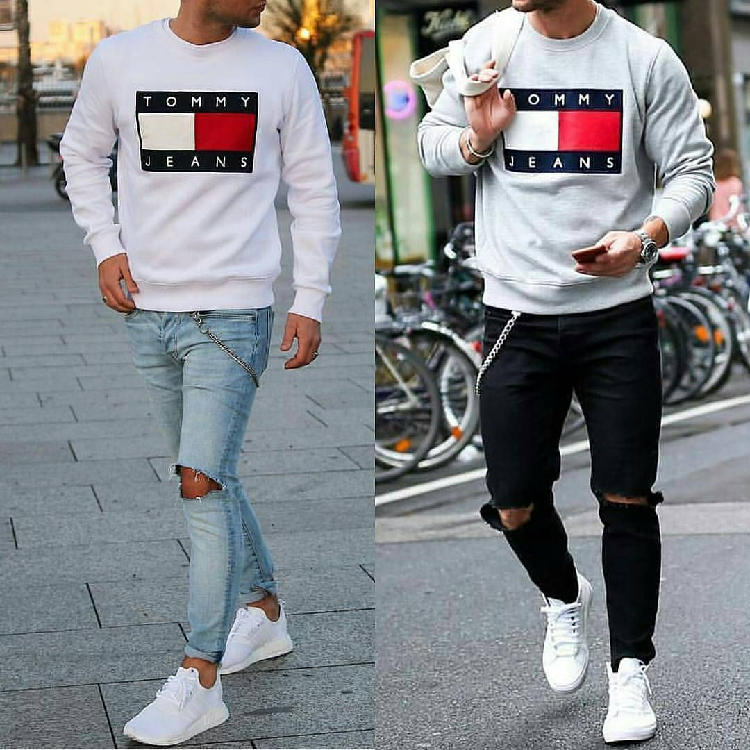 Which tommy hilfiger style is your favorite  1 or 2  ➖➖➖➖➖➖➖➖➖➖➖➖➖➖➖ Follow   zaramen.eu for more luxury fashion-lifestyle posts! a5ac4fbc8c