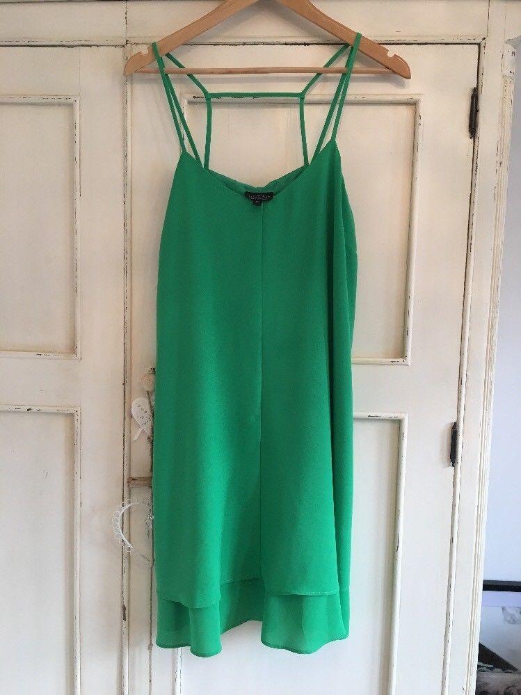 87063b37e4cae Green Topshop Maternity Dress Sz 14 #fashion #clothing #shoes #accessories  #womensclothing #maternity (ebay link)