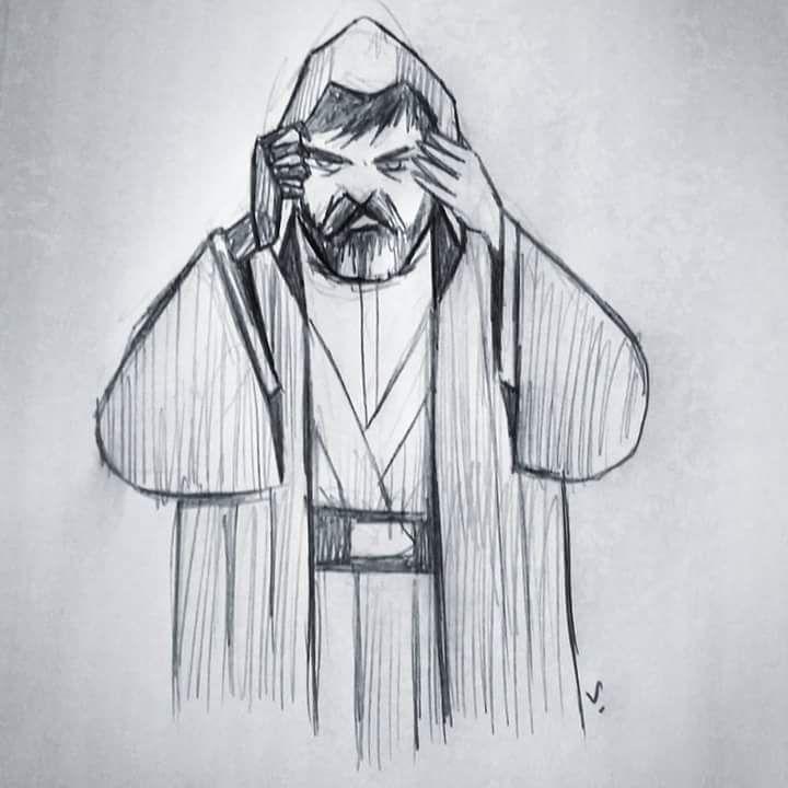 29/366 - Luke Skywalker