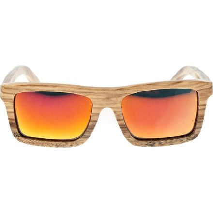 Deal of the Day from: WhiskeyMilitia.com Earth Wood Hamoa Sunglasses $49.99 - 70% Off Retail