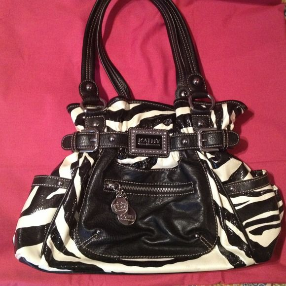 Ing This Zebra Print Kathy Van Zeeland Bag In My Poshmark Closet