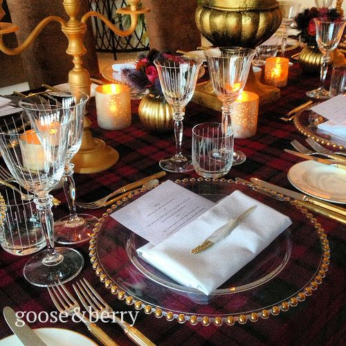 Place Setting Settings Details Styling Wedding Event Caterers