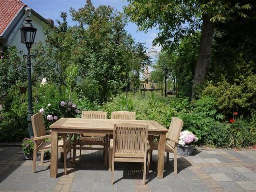 Teak Gartentisch 180 X 90 Cm Bild 11 Gartentisch Outdoor