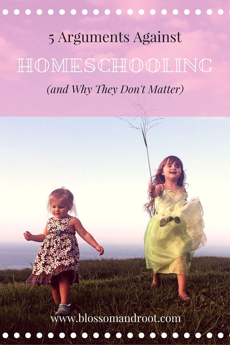 arguments against homeschooling and why they don t matter  5 arguments against homeschooling and why they don t matter