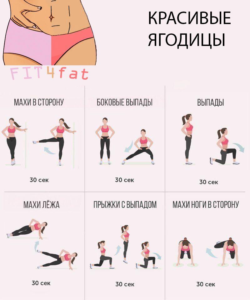 комплекс упражнений джелкинга