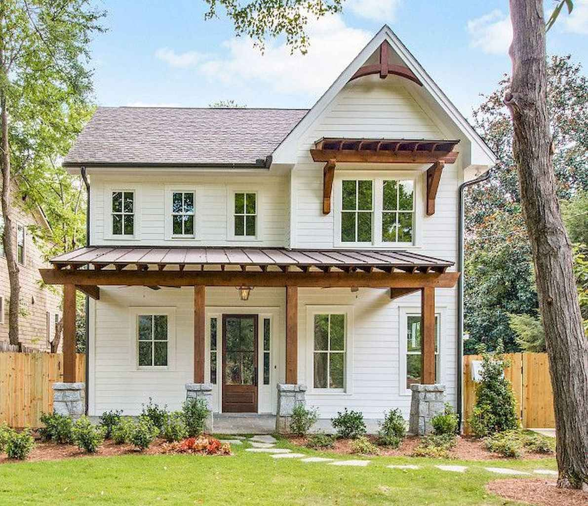 Home Design Ideas Exterior Photos: 75+ Rustic Farmhouse Exterior Design Ideas