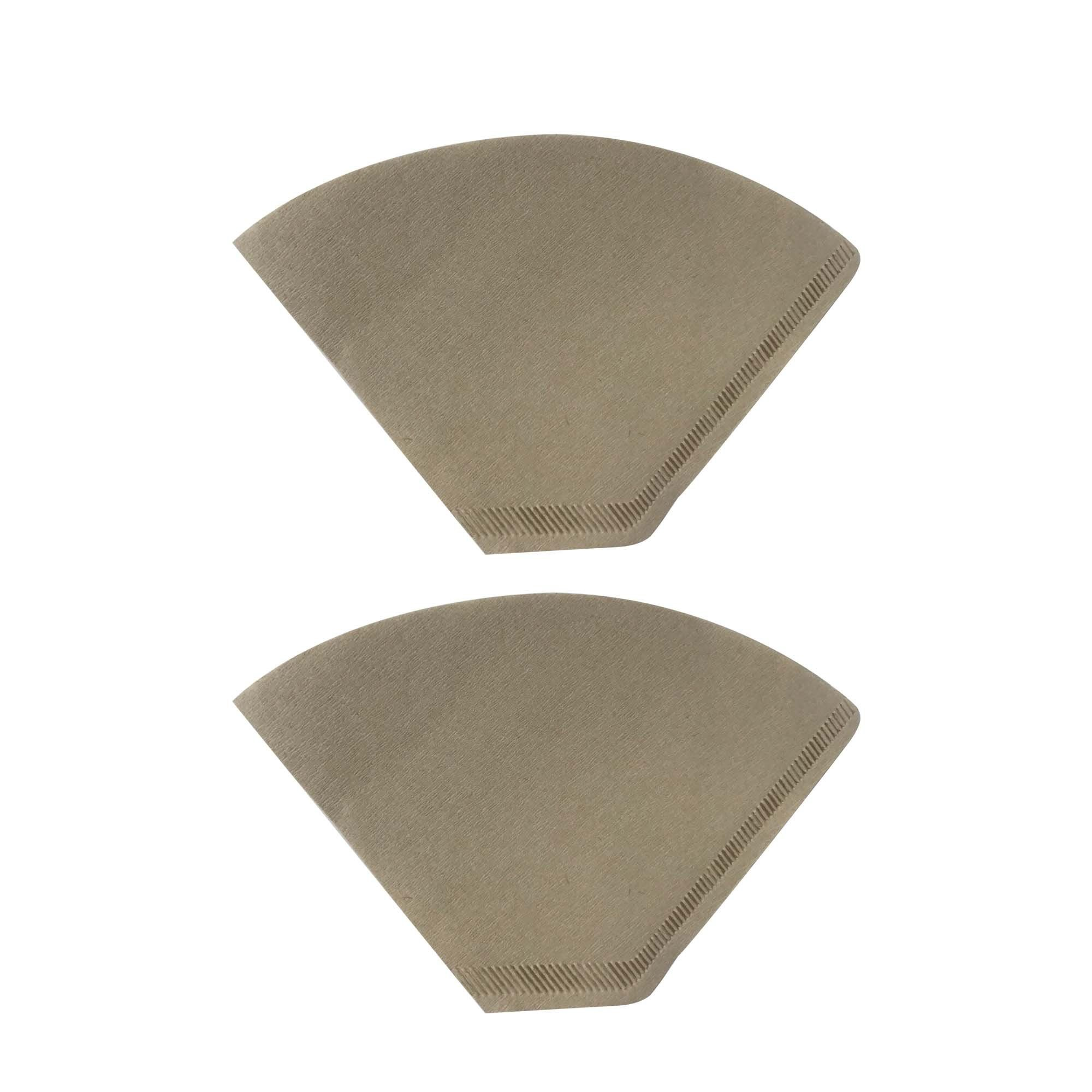 Unbleached Natural Brown Paper 4 Coffee Filters Coffee Filters Natural Brown Coffee Machine Brands