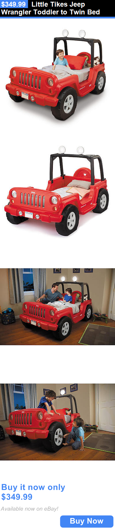 Best Kids Furniture Little Tikes Jeep Wrangler Toddler To Twin 400 x 300