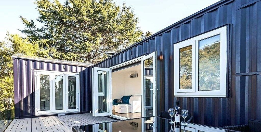 How Much To Build A Container House Uk Do You Need Planning Permission To Build A Container Hou Building A Container Home Container House Container House Plans