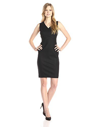f3553c32e0d3 Elie Tahari Womens Gigi Dress Black 2   Want additional info  Click on the  image.-It is an affiliate link to Amazon.  fashiondresses