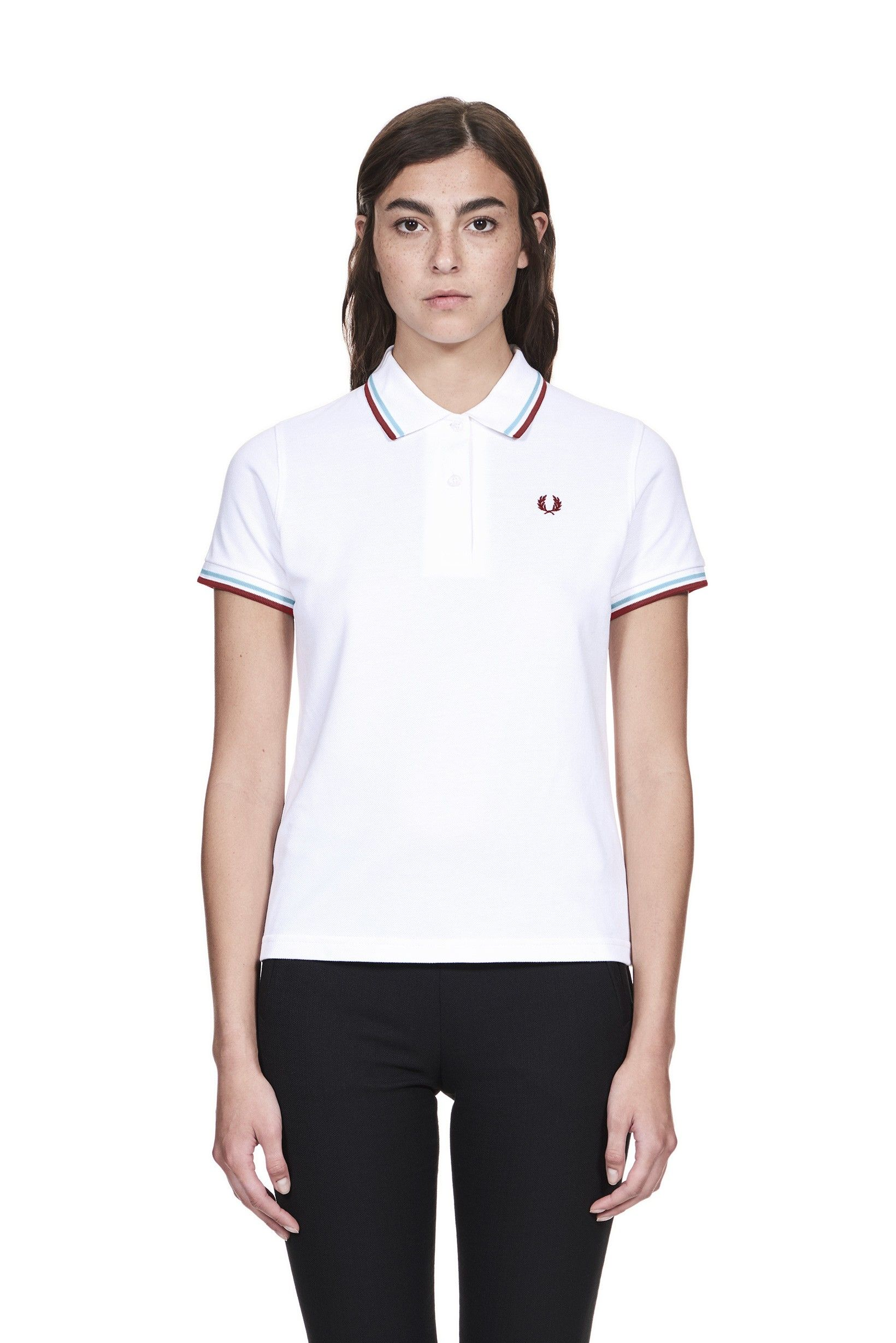 f6444a9d1a6 The original Twin Tipped Fred Perry Shirt. A piece of British subcultural  uniform, made in England for 60 years. Designed with a straight fit, ...