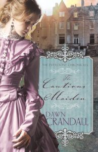 Giveaway at Straight Off the Page: The Cautious Maiden by Dawn Crandall #BookGiveaway