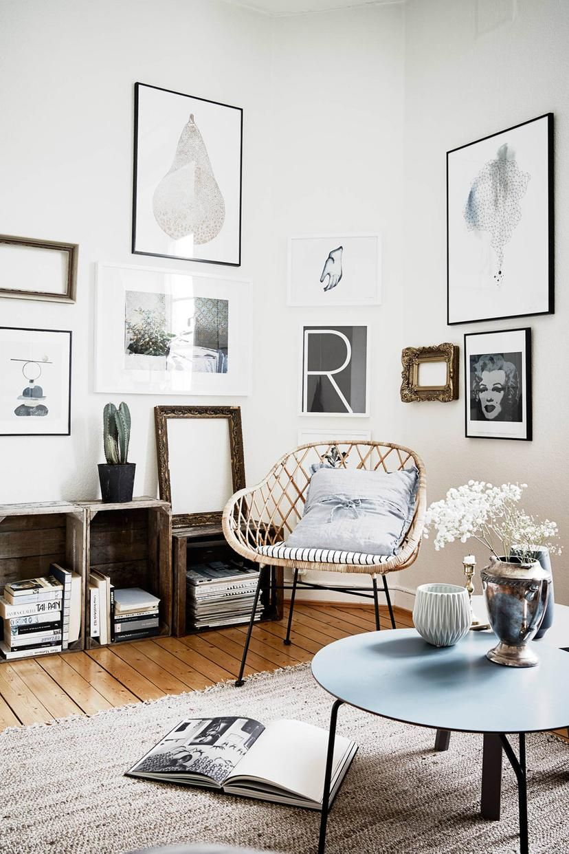 10 grosse Ideen für kleine Räume   Wohnung einrichten, Kleines wohnzimmer einrichten und Wohnung ...