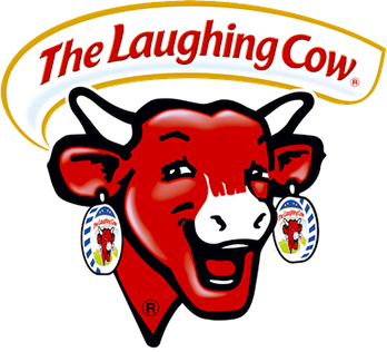Snack Ideas Snack Pairings Recipes More The Laughing Cow Laughing Cow Cow Cheese Cow Logo