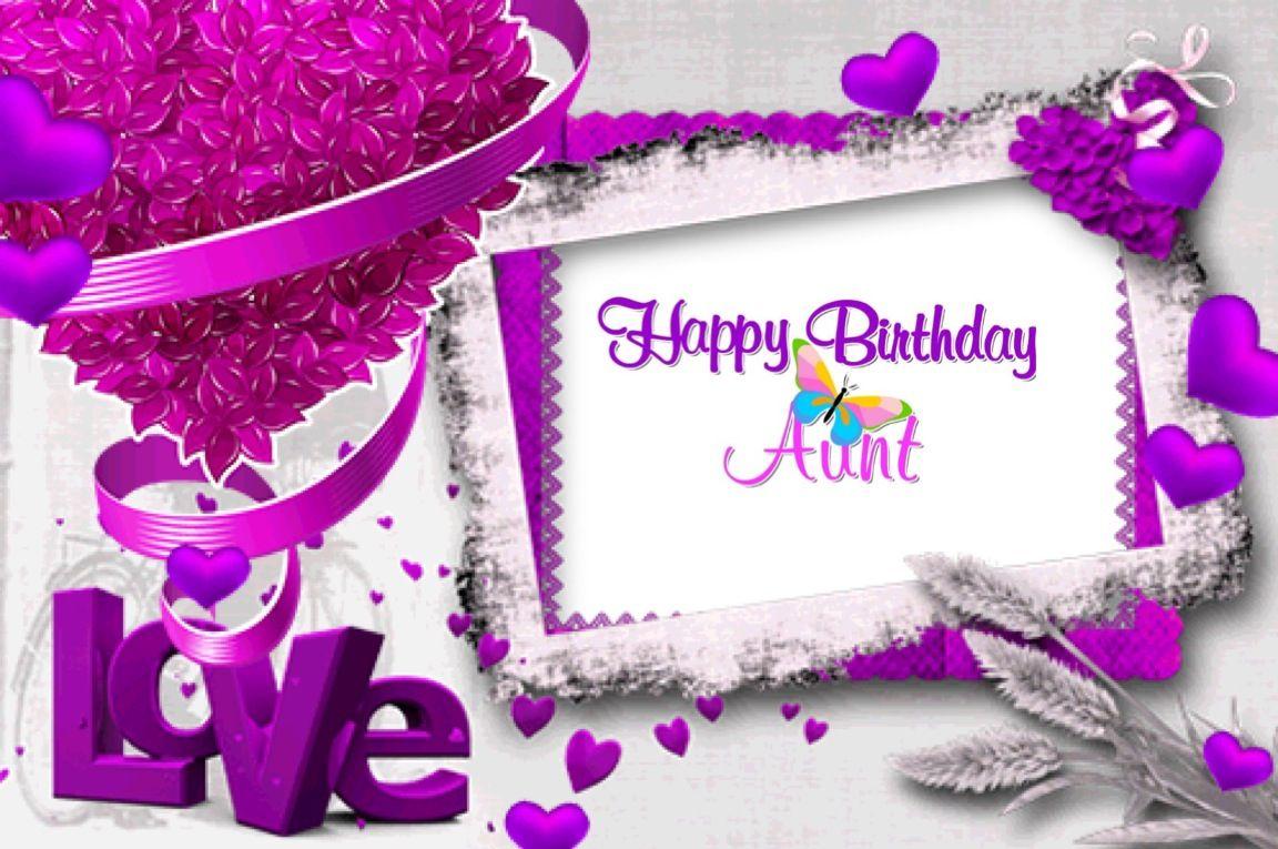 happy birthday aunt  happy birthday aunt vintage