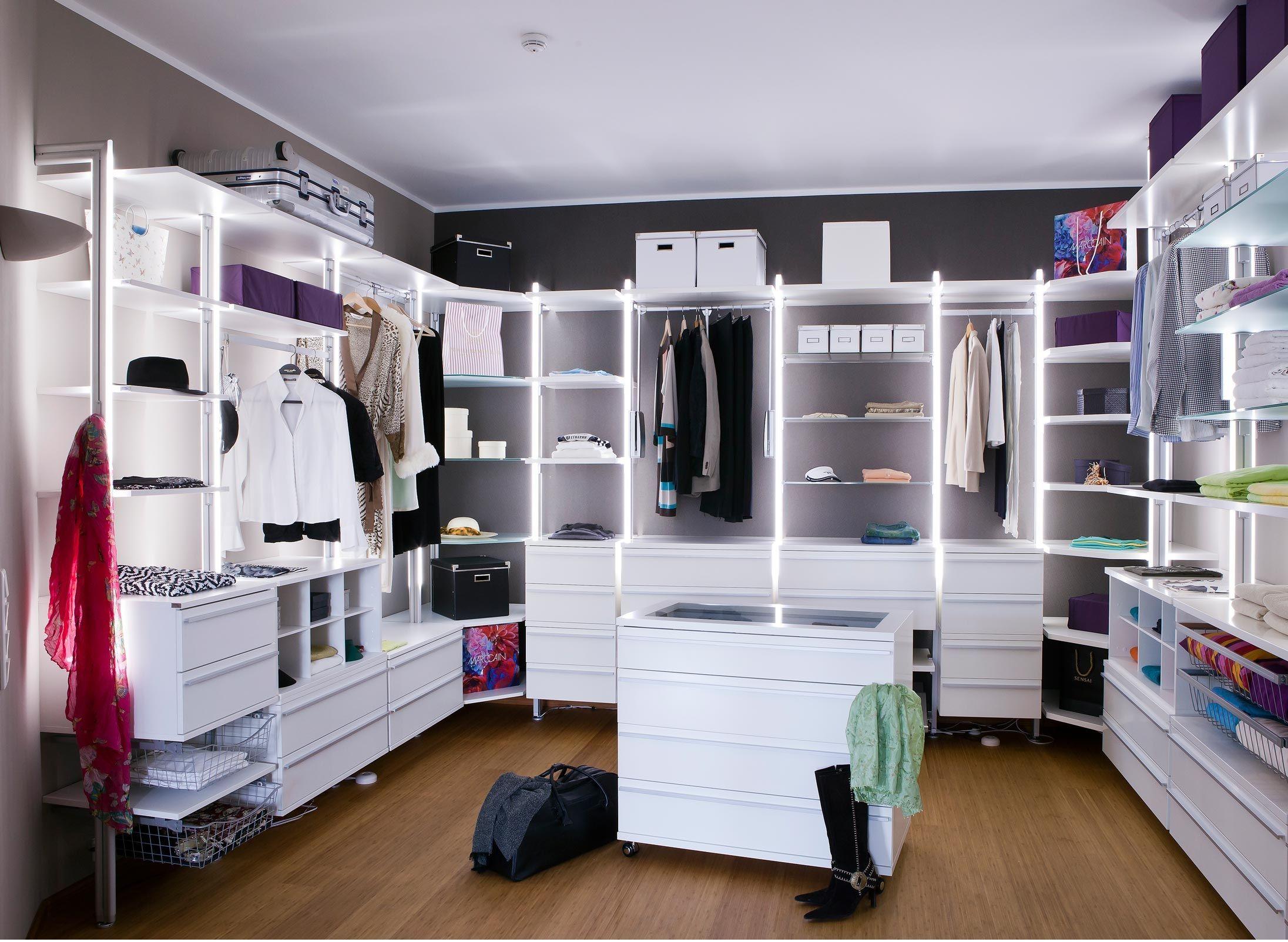 Begehbaren Kleiderschrank Planen begehbarer kleiderschrank frank schranksysteme energiesparende