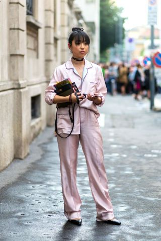 The Best Pink Street Style