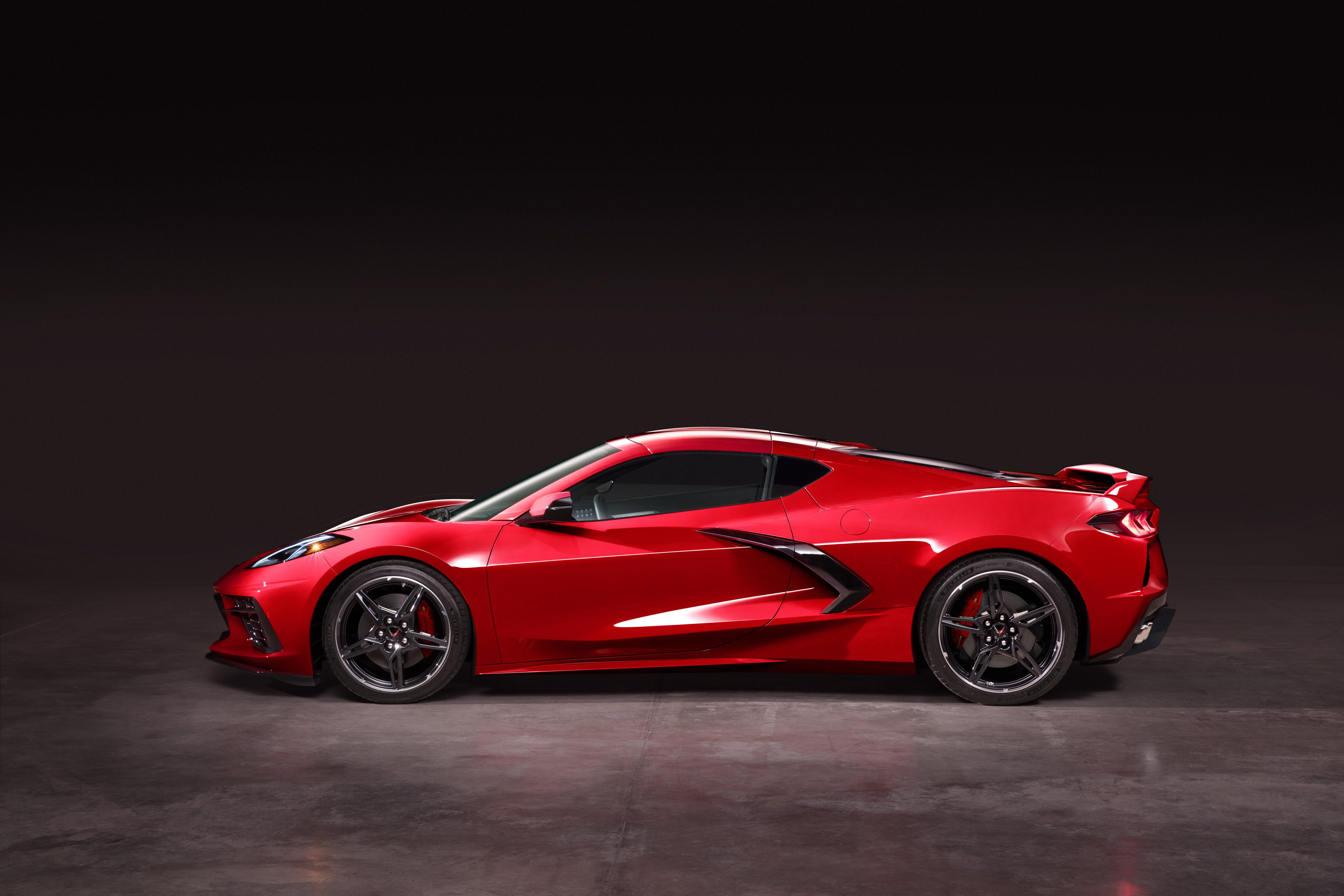 The 2020 Chevrolet C8 Corvette S Doors Are Designed To Work Like Bass Boxes Top Speed Chevrolet Corvette Stingray Chevrolet Corvette Corvette Stingray