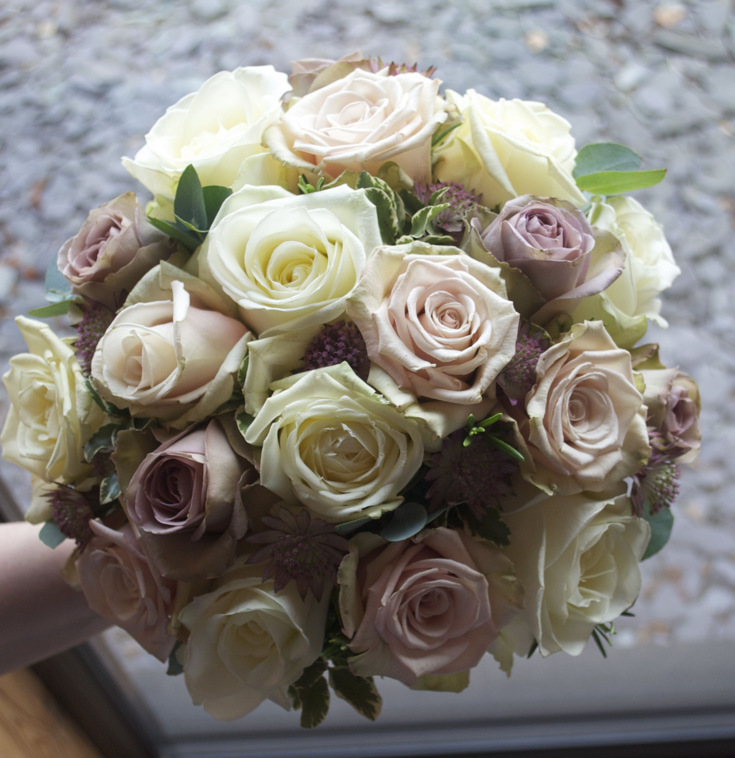 Vintage Flower Arrangements For Wedding: Styal Lodge Wedding Flowers
