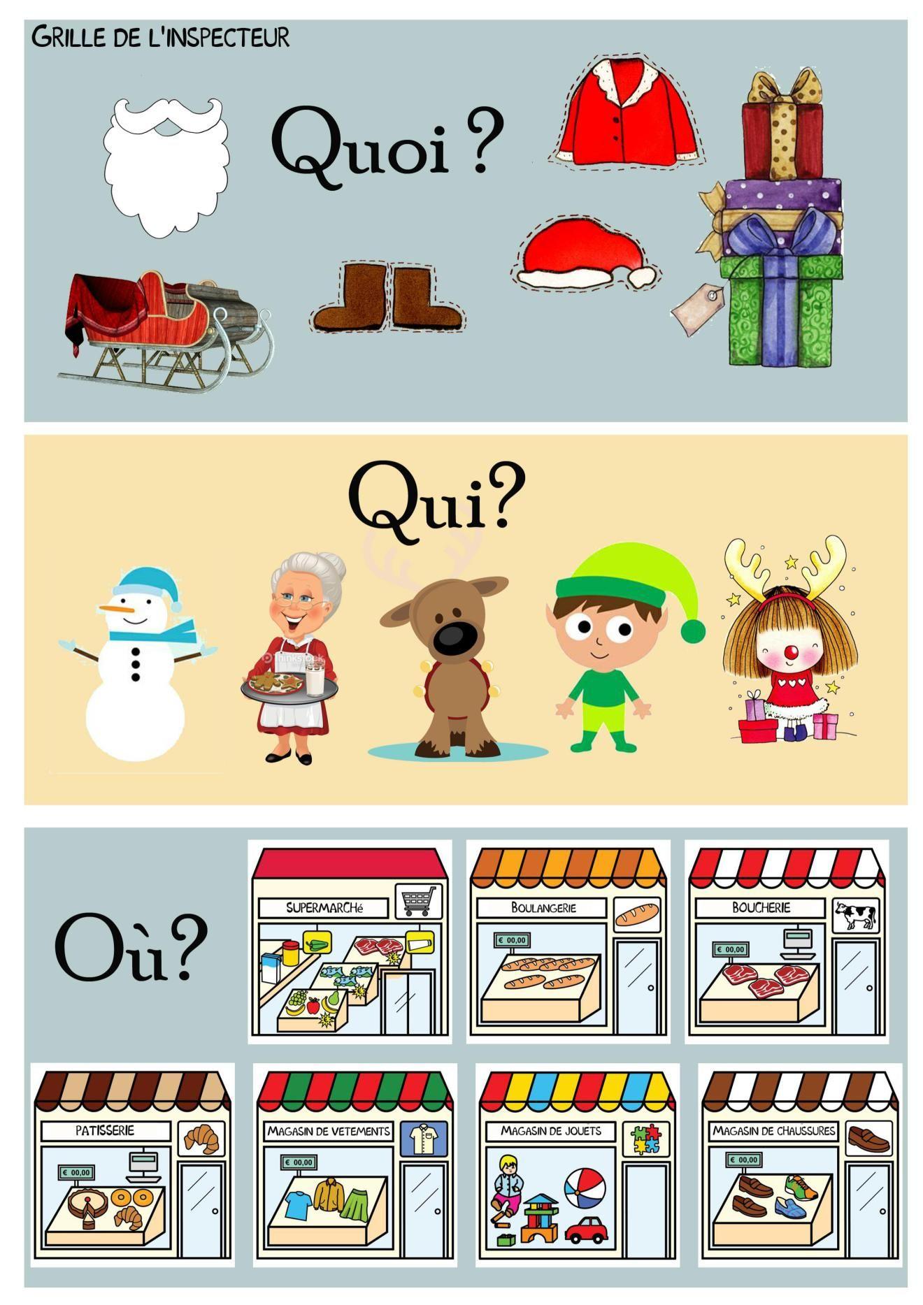 Le Cluedo De Noel