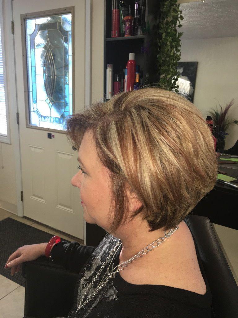 Hair Tutorial For An Asymmetrical Bob - 50 IS NOT