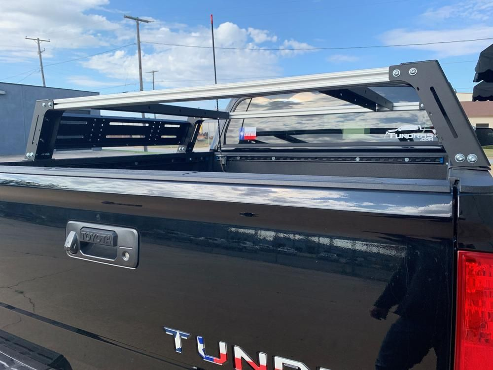 20142020 Toyota Tundra Overland Bed Rack in 2020 Toyota
