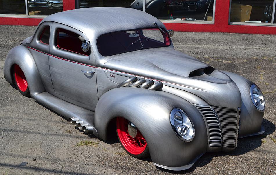 Pro Comp Custom 1940 Ford | vintage cars | Pinterest | Ford