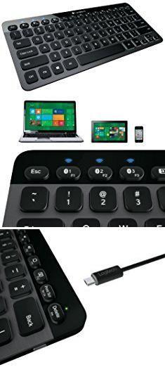 Pin by Abdallah Hassaan on Tecnología | Bluetooth keyboard, Keyboard