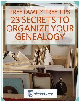 genealogy boomerangs a link to ftm s free e book family history