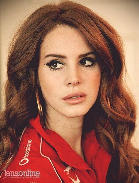 Lana Del Rey Makeup And Hair Lana Del Rey Hair Hair Beauty