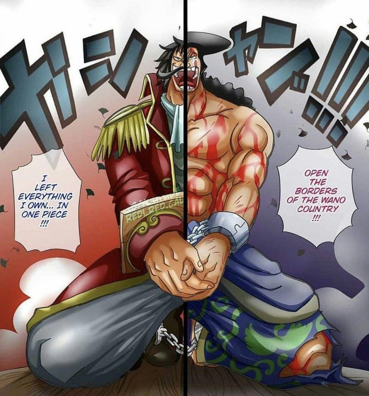 Pin Su One Piece