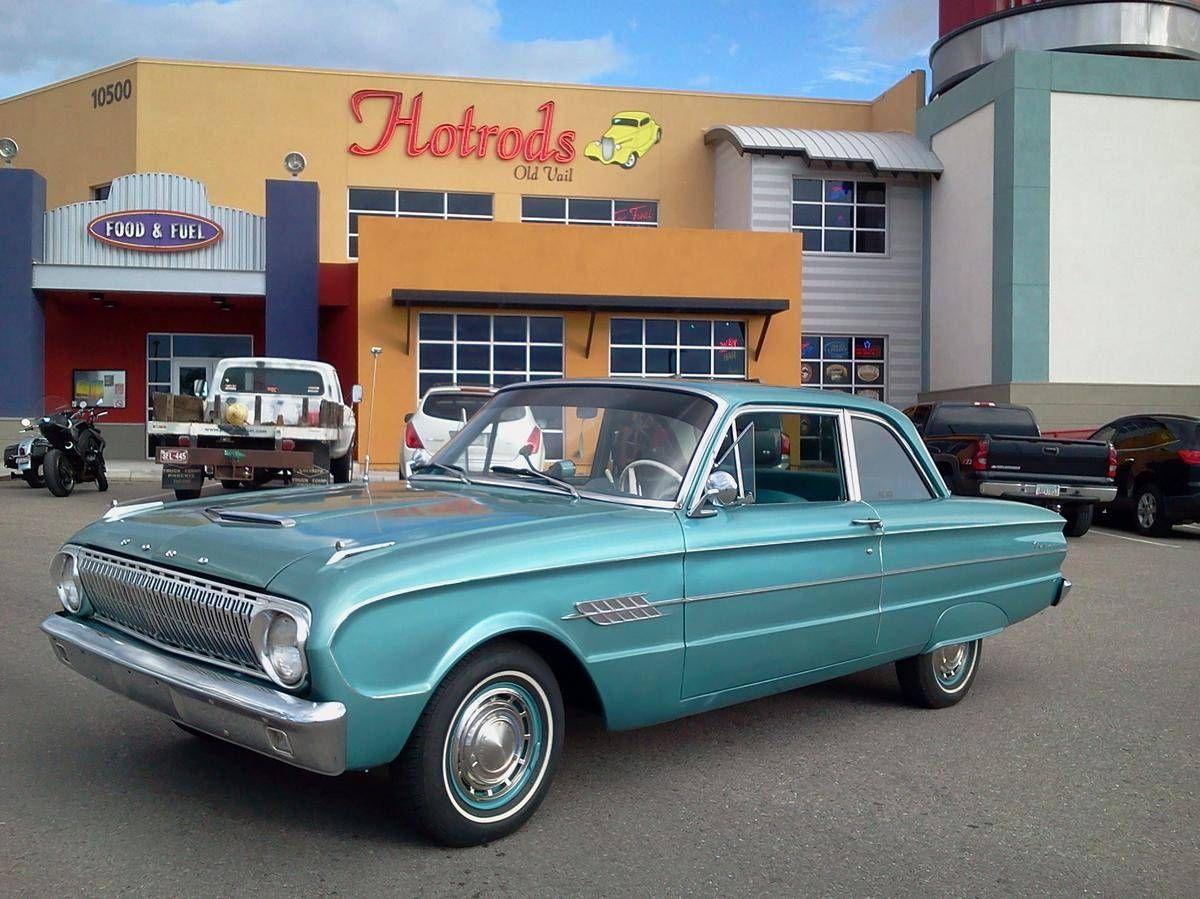 1962 Ford Falcon Futura Ford Falcon Ford Motor 1964 Ford Falcon