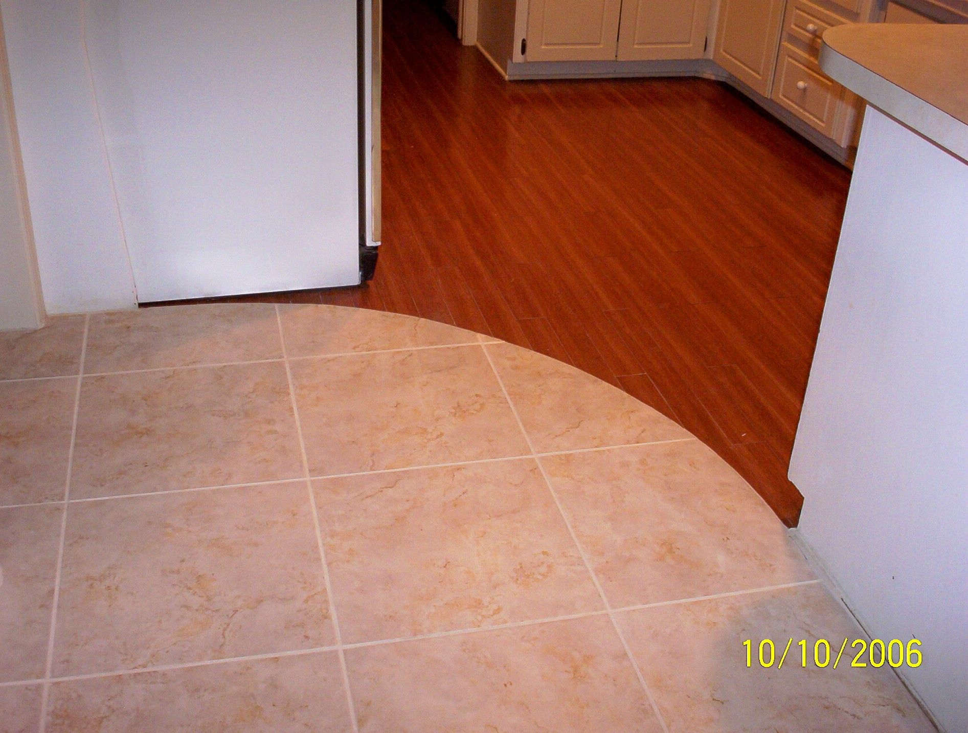 wood tile against tile flooring living rooms