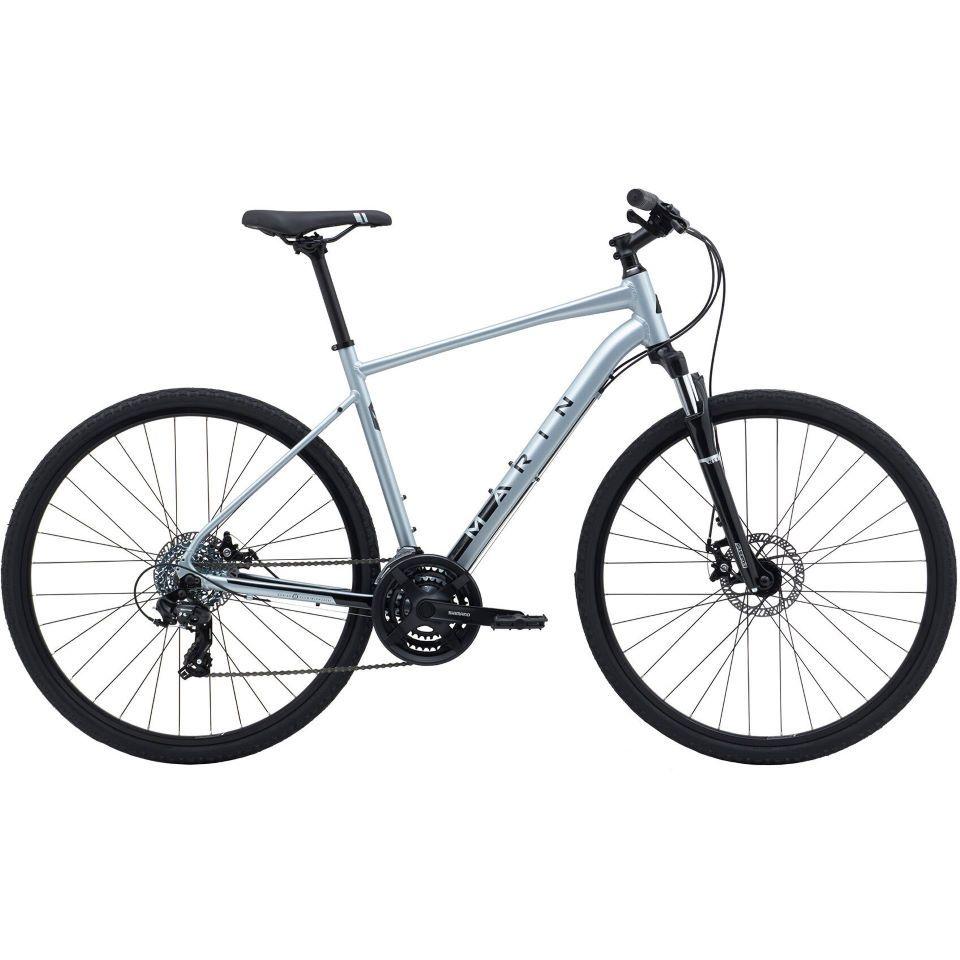 Marin San Rafael Ds1 City Bike 2019 Hybrid Bike Performance Bike