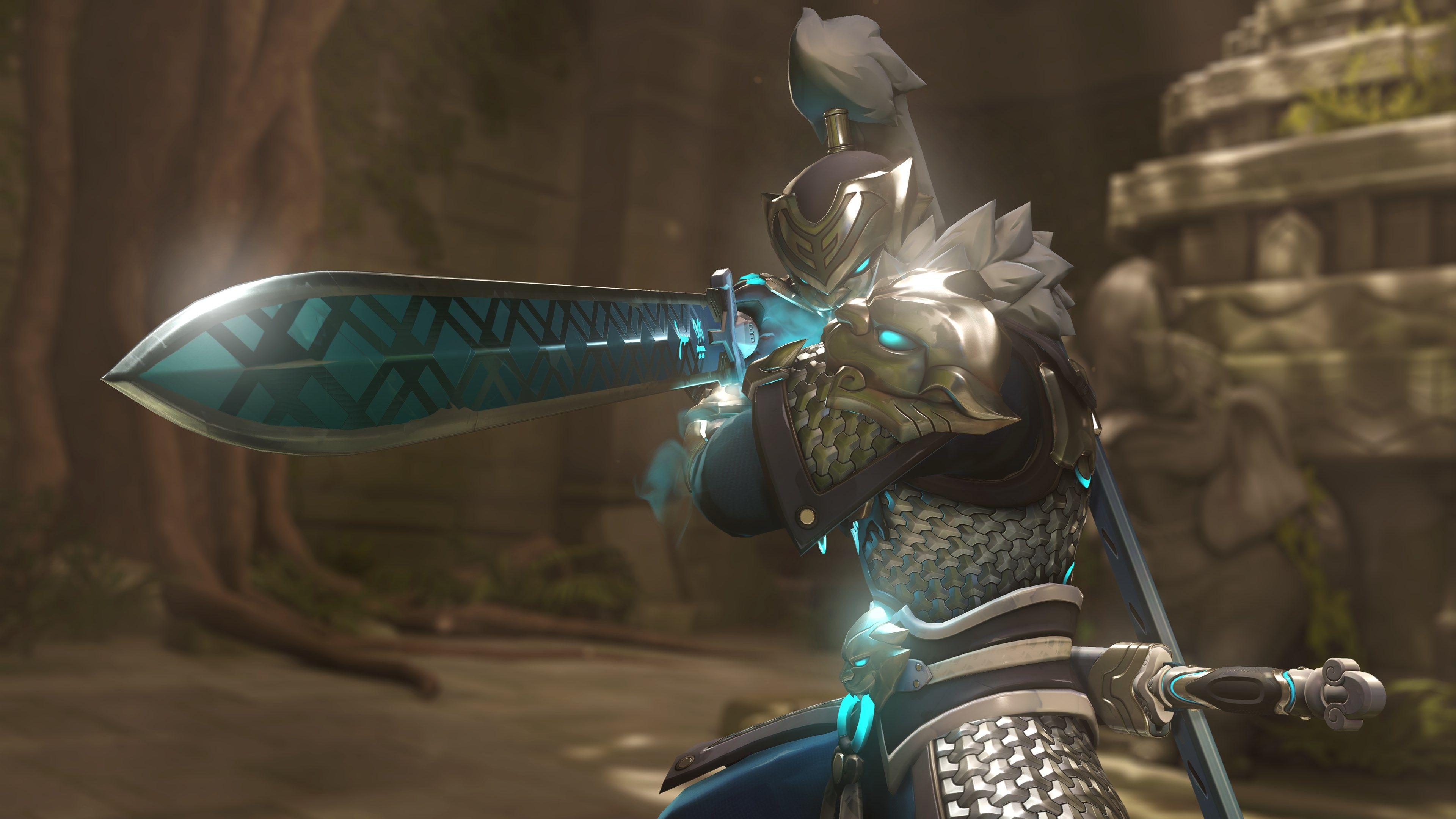 Année du Chien 2018 Captures d'écran Genji overwatch