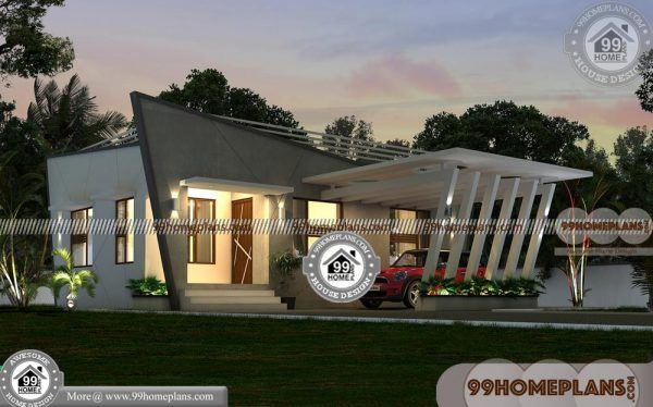 Modern one floor house designs best contemporary style collections also rh pinterest