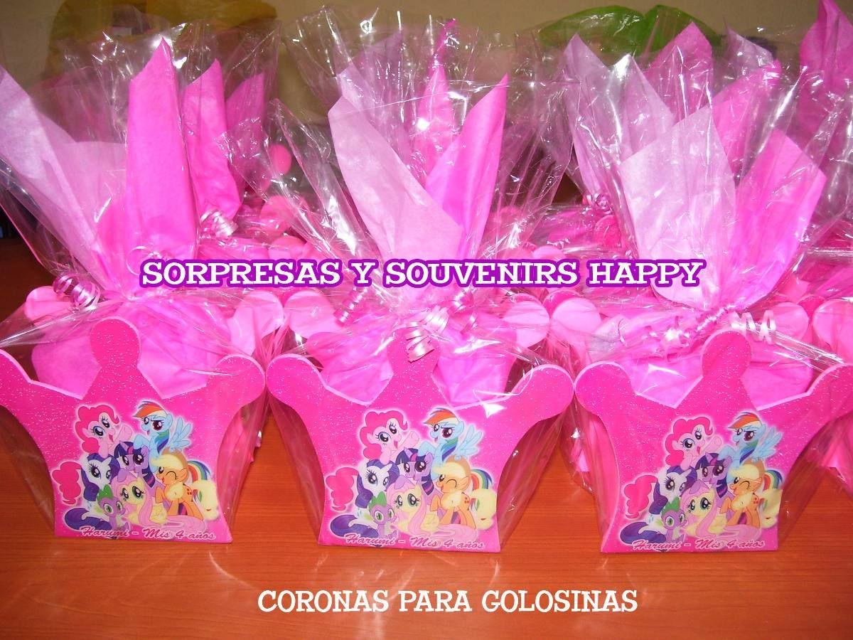 Sorpresas infantiles para cumpleanos de my little pony - Sorpresas de cumpleanos ...