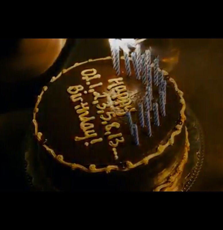 Tom 21. Geburtstag